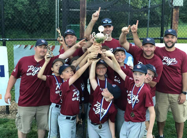 2018 PONY CHAMPION - ELITE BASEBALL IRON PIGS
